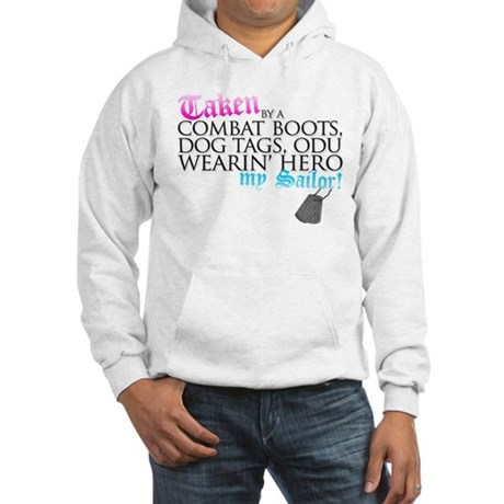 Taken: ODU Hooded Sweatshirt
