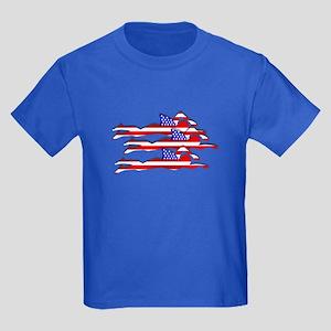 USA Swimming Kids Dark T-Shirt
