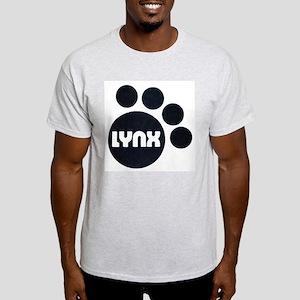 Lynx II/B Ash Grey T-Shirt