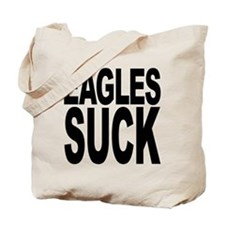 Eagles Suck Tote Bag