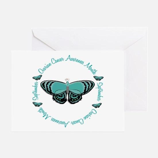 Ovarian Cancer Awareness Month 3.3 Greeting Card