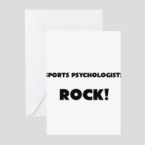 Sports Administrators ROCK Greeting Cards (Pk of 1