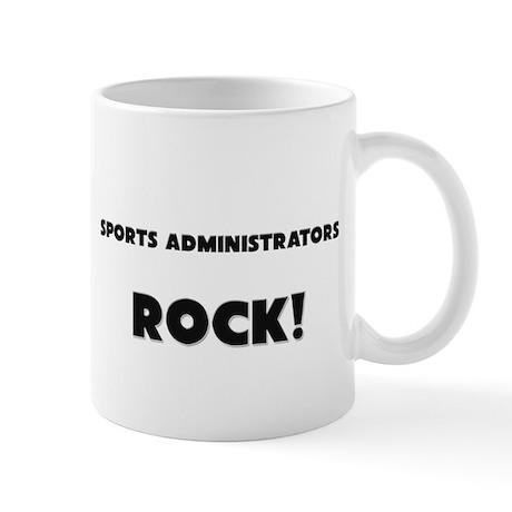 Sport Photographers ROCK Mug