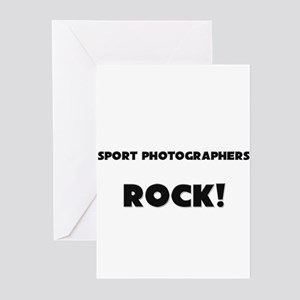 Spongologists ROCK Greeting Cards (Pk of 10)