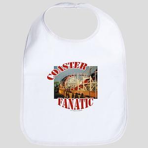 Coaster Fanatic Bib
