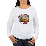 Coaster Fanatic Women's Long Sleeve T-Shirt