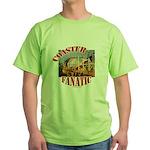Coaster Fanatic Green T-Shirt