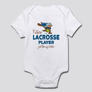 Future Lacrosse Player Like Brother Bodysuit