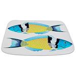 Bluehead Wrasse Bathmat