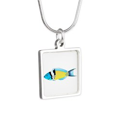 Bluehead Wrasse Necklaces
