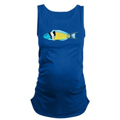 Bluehead Wrasse Tank Top