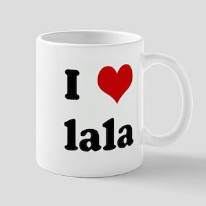 I Love lala Mug
