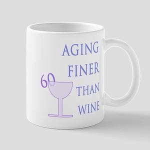 Witty 60th Birthday Mug
