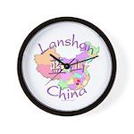 Lanshan China Wall Clock