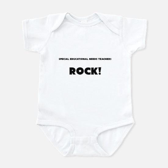 Special Educational Needs Teachers ROCK Infant Bod
