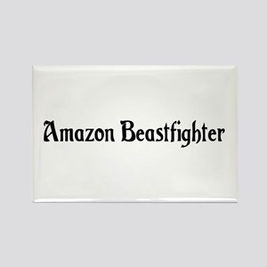 Amazon Beastfighter Rectangle Magnet
