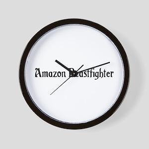 Amazon Beastfighter Wall Clock