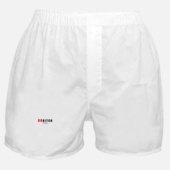 00 Bitch(TM) Boxer Shorts