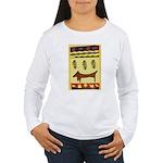 Weiner Dog Women's Long Sleeve T-Shirt