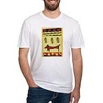 Weiner Dog Fitted T-Shirt
