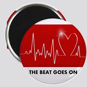 The Beat Goes On - Post Heart Attack Magnets