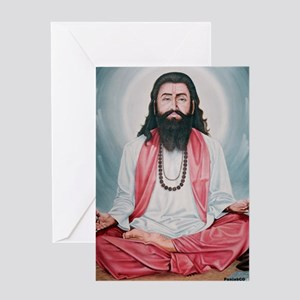 Guru Ravidas Ji Greeting Card