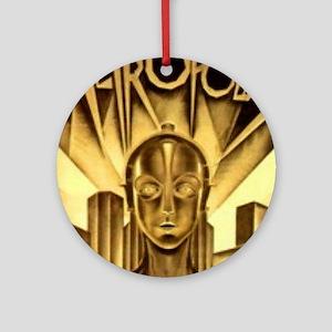 Metropolis Ornament (Round)