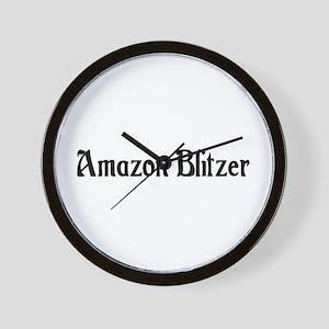 Amazon Blitzer Wall Clock