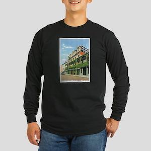 New Orleans Louisiana LA Long Sleeve Dark T-Shirt
