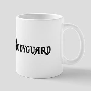 Amazon Bodyguard Mug