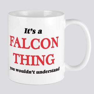 It's a Falcon thing, you wouldn't und Mugs