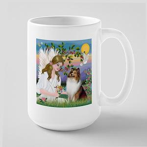 Angel (#2) & Sheltie Mugs
