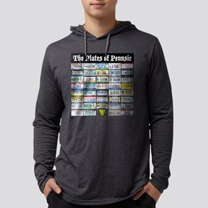 Plates of Pennsic Long Sleeve T-Shirt