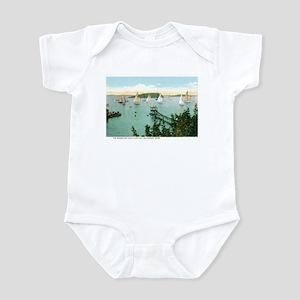 Bar Harbor Maine ME Infant Bodysuit