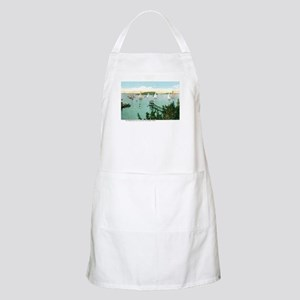 Bar Harbor Maine ME BBQ Apron
