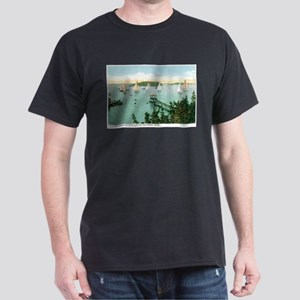 Bar Harbor Maine ME Dark T-Shirt