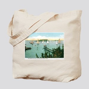 Bar Harbor Maine ME Tote Bag