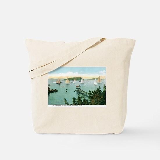 Bar Harbor Maine ME Tote Bag