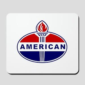 American Oil Mousepad