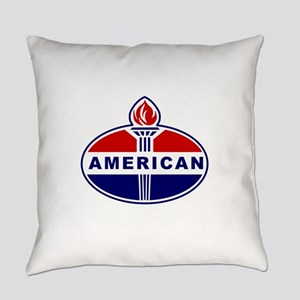 American Oil Everyday Pillow