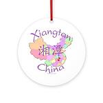 Xiangtan China Ornament (Round)