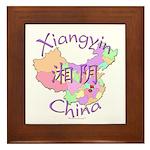 Xiangyin China Framed Tile
