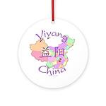 Yiyang China Ornament (Round)