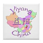Yiyang China Tile Coaster