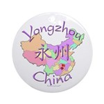 Yongzhou China Ornament (Round)