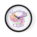 Yuanjiang China Wall Clock