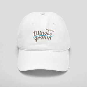 Organic! Illinois Grown! Cap
