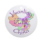 Yuanling China Ornament (Round)