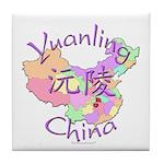 Yuanling China Tile Coaster