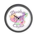 Zhuzhou China Wall Clock